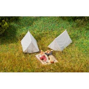 Faller 180907 Tende da campeggio (4 pz-1:87)