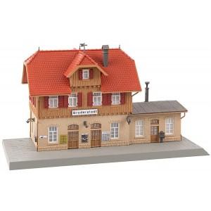 """Faller 190072 Set promo stazione di """"Bruderstadt"""""""