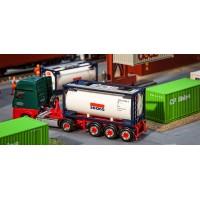 """Faller 180832 Container cisterna 20' """"Seaco"""" 1:87"""