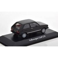 Maxichamps 940 055172 Volkswagen Golf GTI Black 1983
