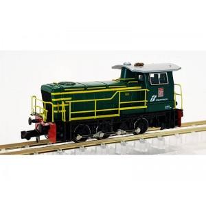 Pirata 2042 Locomotiva D 245.2227 logo Trenitalia