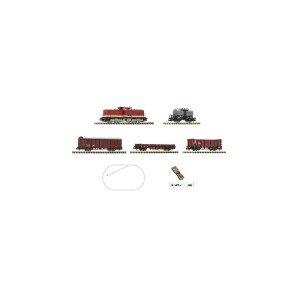 Fleischmann 931892 set digitale Z21 start DR 110 + treno merci (scala N 1:160)