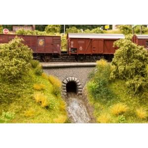Noch 58296 Tunnel per scolo acque 1:87 (2 pezzi)