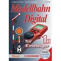 Roco 81385 Modellbahn digital 1.1manuale lingua tedesca