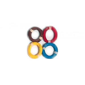 Piko 55775 Filo per cablaggio in 4 colori