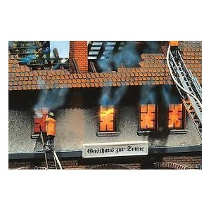 Faller 180695 Effetto luci per incendio e fuoco