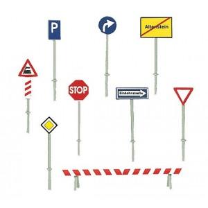 Faller 272450 Segnali stradali (scala N 1:160)