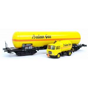 Blackstar BS00100 Carro Butan Gas e camion Fiat