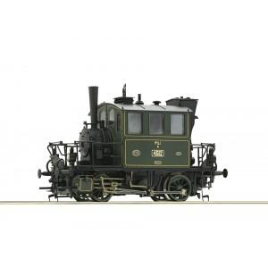Roco 72058 Locomotiva a vapore PtL 2/2 4512, K.Bay.Sts.B.