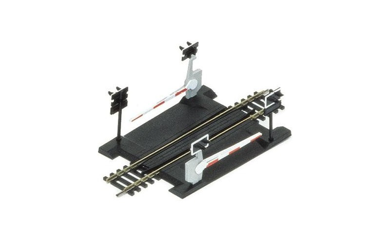 Passaggio a livello manuale per linea a binario singolo for Planimetrie domestiche di livello singolo