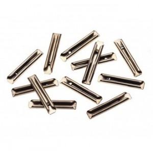 Hornby R910 Giunzioni in metallo per binari codice 100 (12pz)