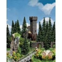 Faller 130285 Castello in rovina con torre