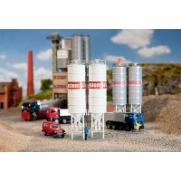 Faller 130476 Due silos industriali (kit H0)