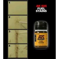 AK Interactive AK-025 Prodotto per colature di carburante (35ml)