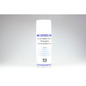 Vallejo 28531 Vernice spray trasparente opaca (400ml)