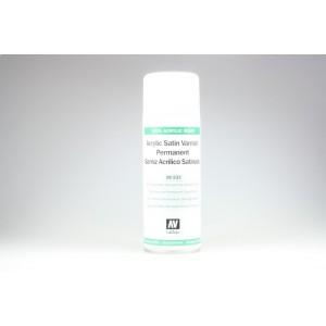 Vallejo 28532 Vernice spray trasparente satinata (400ml)