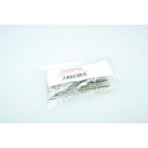 Vitrains 4101 Giunzioni in metallo binario (100pz)